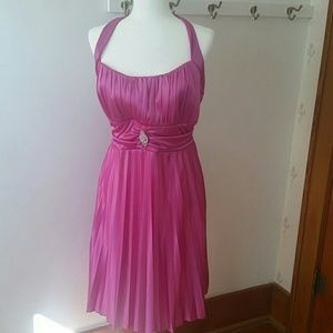 Prom Dress 3xl Speechless  New with Tags Pink